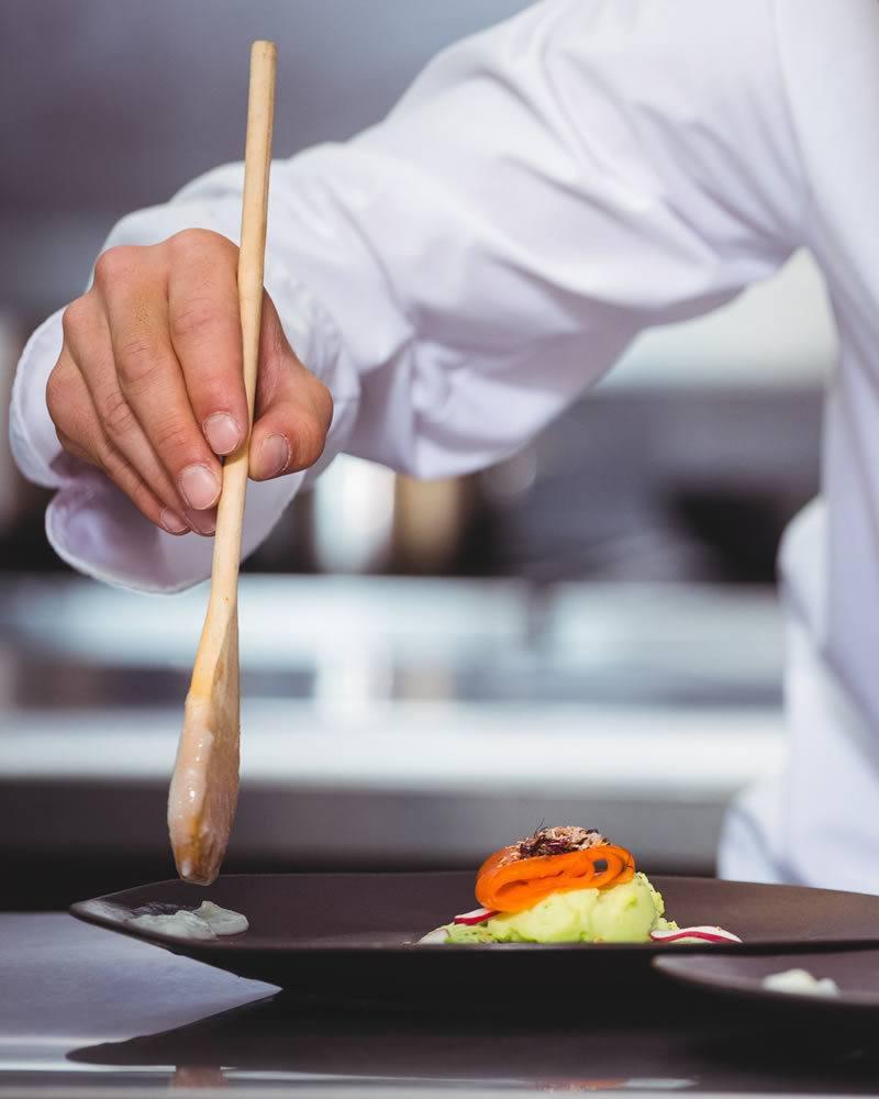 Cursos de cocina Hotel Flamingo