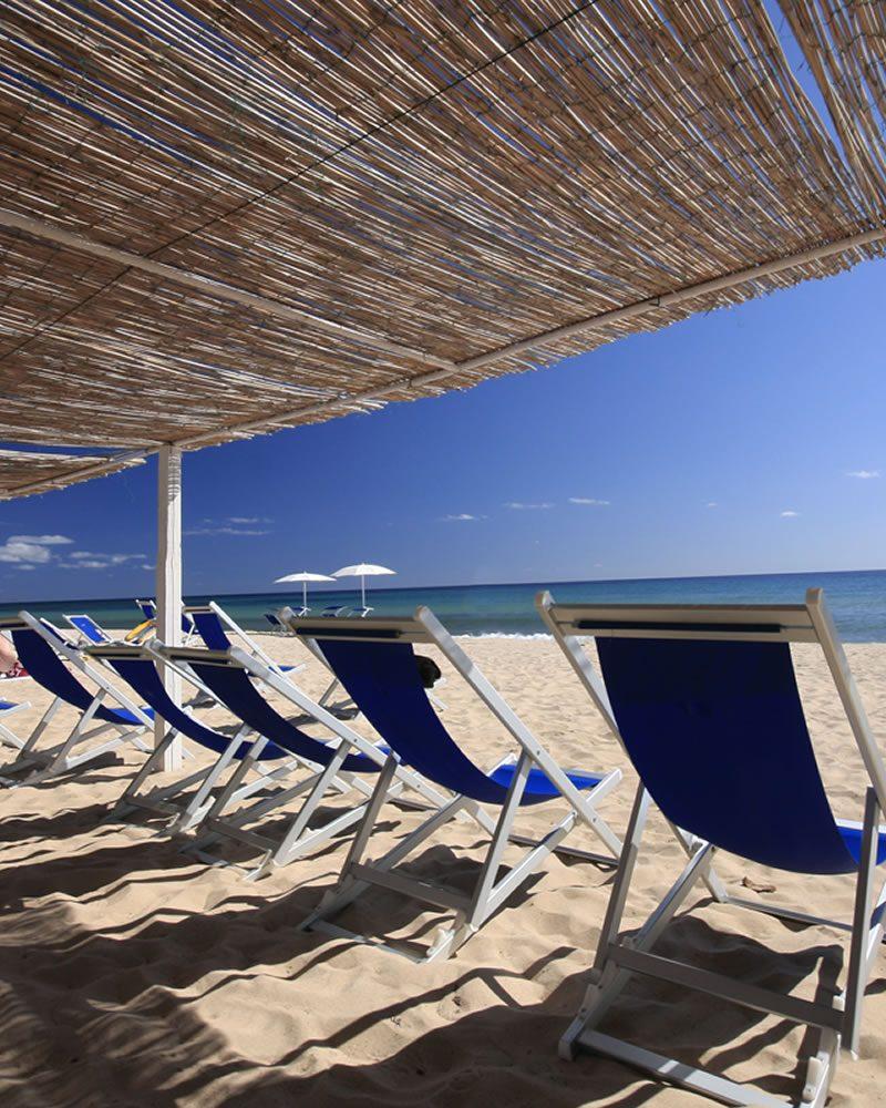 Playa privada Hotel Flamingo