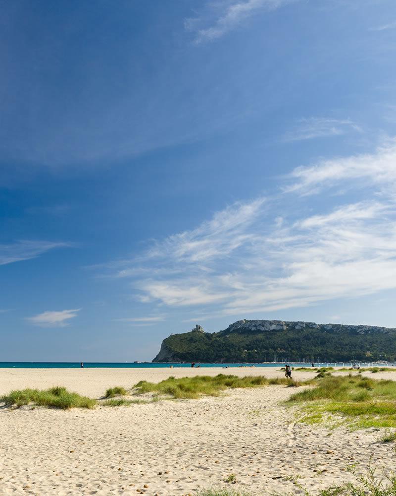 Le spiagge di Cagliari Hotel Flamingo