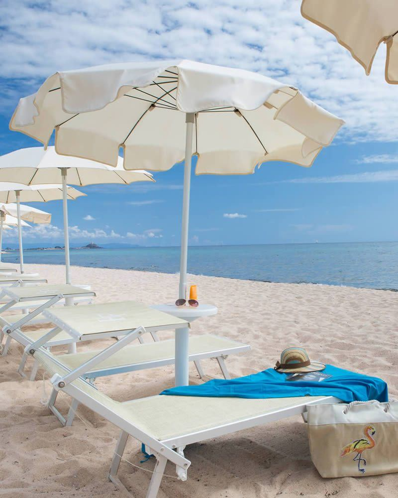 Spiaggia Privata Hotel Flamingo